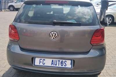 Used 2014 VW Polo Hatch POLO 1.6 COMFORTLINE A/T
