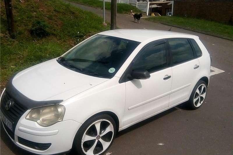 VW Polo Hatch POLO 1.6 CONCEPTLINE 5DR 2007