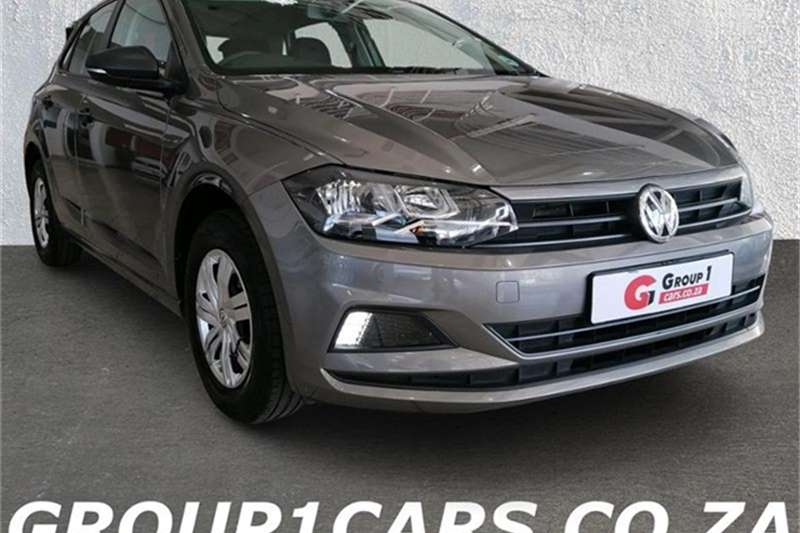 Used 2019 VW Polo Hatch POLO 1.6 CONCEPTLINE 5DR