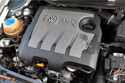 VW Polo Hatch POLO 1.6 TDI COMFORTLINE 2012