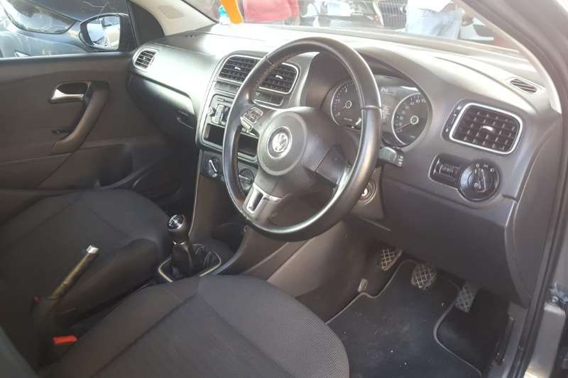 2013 VW Polo hatch POLO 1.6 TDI COMFORTLINE