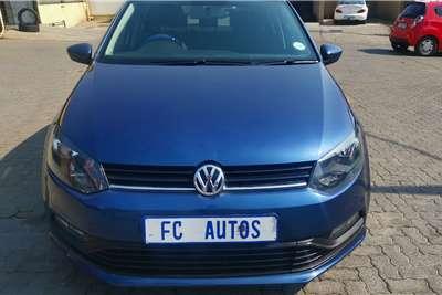 Used 2016 VW Polo Hatch POLO 1.6 TDI COMFORTLINE