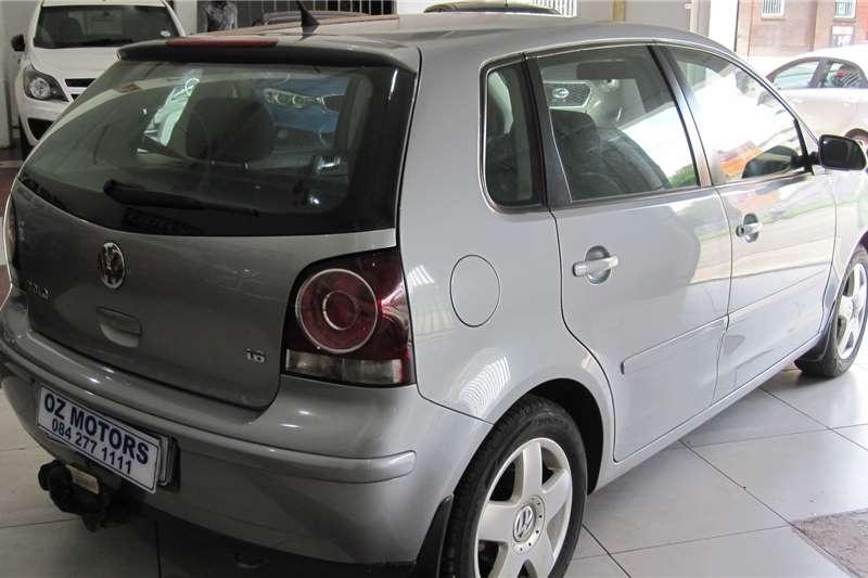VW Polo Hatch POLO 1.6 TRENDLINE 2008