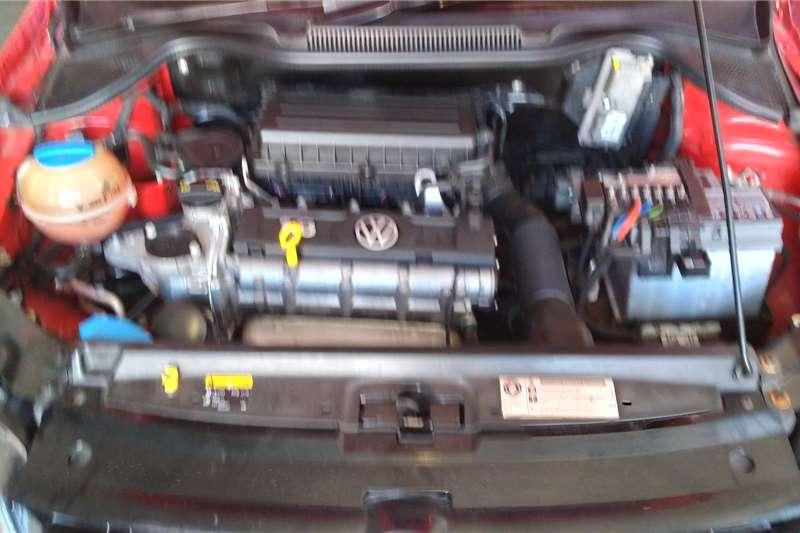 Used 2014 VW Polo Hatch POLO 1.6 TRENDLINE