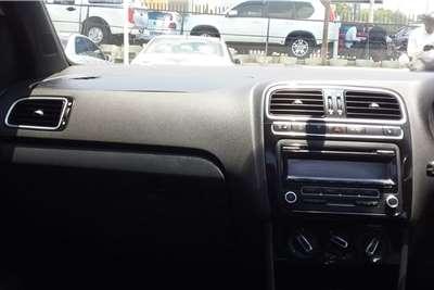 VW Polo Hatch POLO 2.0 GTI DSG (147KW) 2011