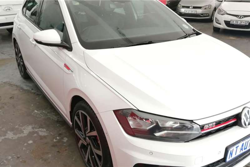 VW Polo Hatch POLO 2.0 GTI DSG (147KW) 2019