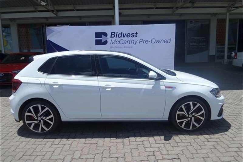VW Polo Hatch POLO 2.0 GTI DSG (147KW) 2020