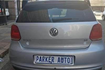 VW Polo Hatch polo 6 1.6 2011