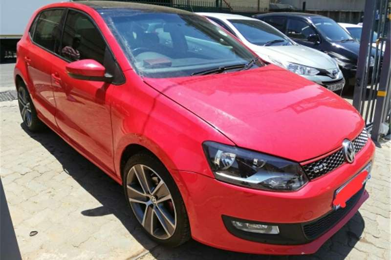 2015 VW Polo hatch
