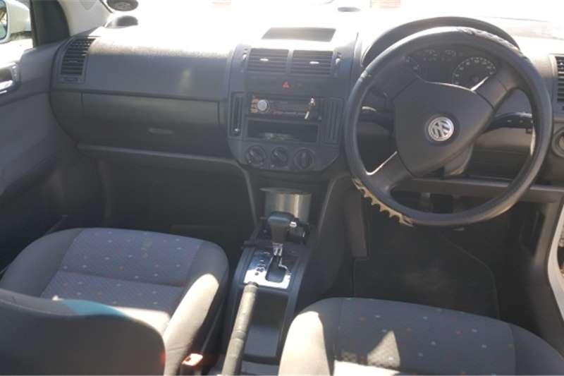 VW Polo Hatch Polo Bujwa 1.6 Auto 2008