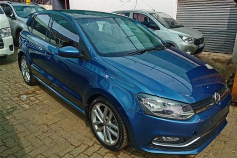 VW Polo Hatch Polo DSG tsi 2017