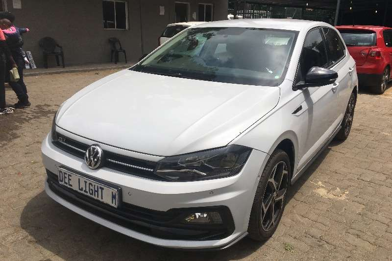 VW Polo Hatch POLO GP 1.0 TSI R LINE 2018