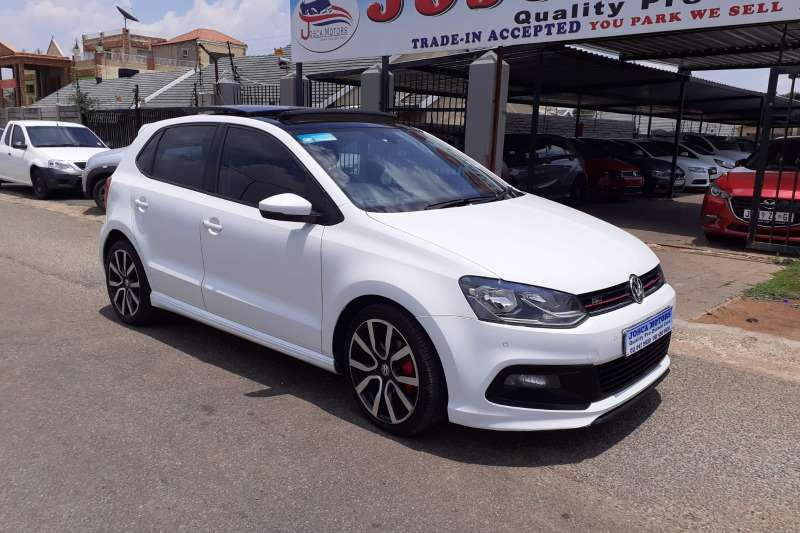 VW Polo Hatch POLO GP 1.0 TSI R LINE DSG 2017