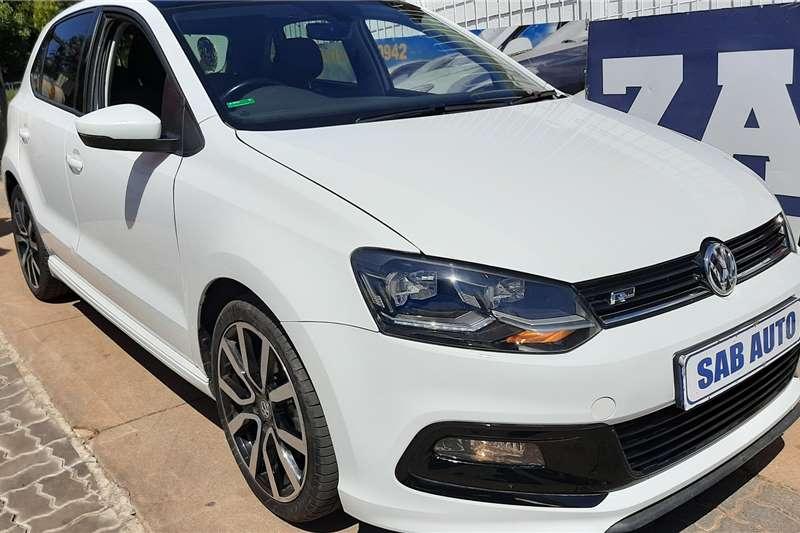 VW Polo Hatch POLO GP 1.0 TSI R LINE DSG 2017