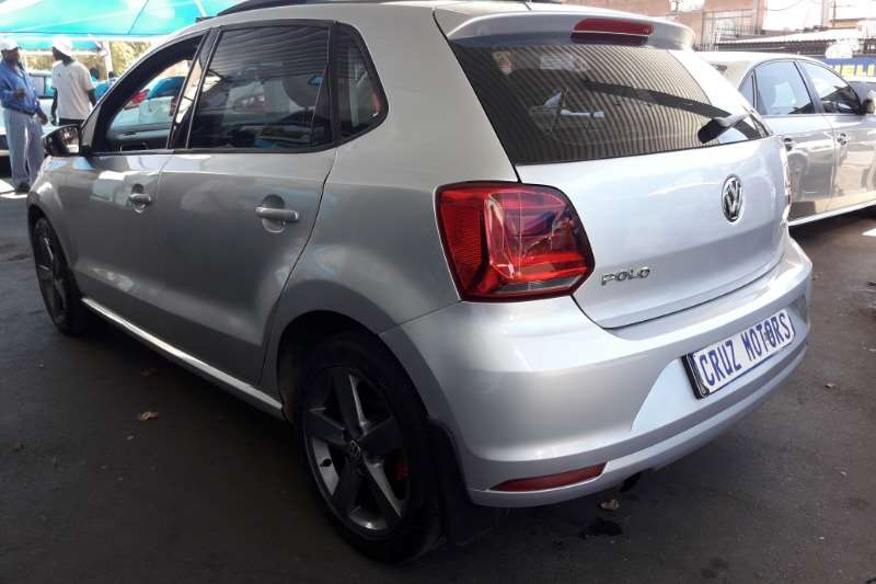 VW Polo hatch POLO GP 1.2 TSI COMFORTLINE (66KW) 2015
