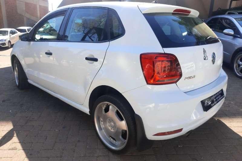 Used 2015 VW Polo Hatch POLO GP 1.2 TSI COMFORTLINE (66KW)