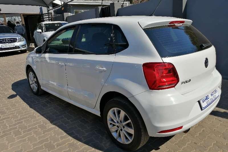 Used 2016 VW Polo Hatch POLO GP 1.2 TSI COMFORTLINE (66KW)