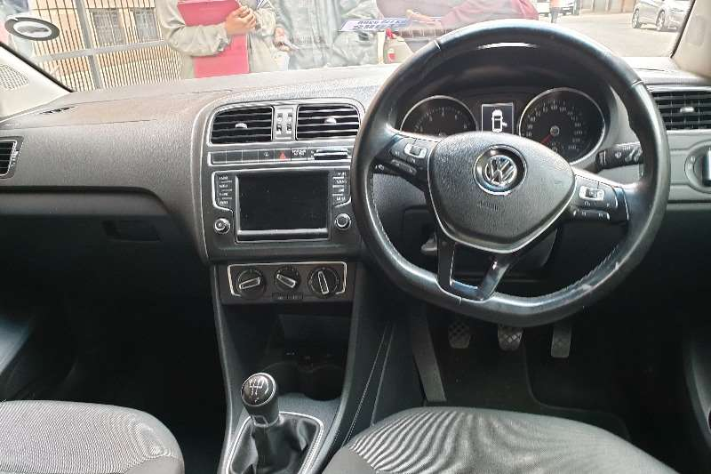 VW Polo Hatch POLO GP 1.2 TSI COMFORTLINE (66KW) 2017