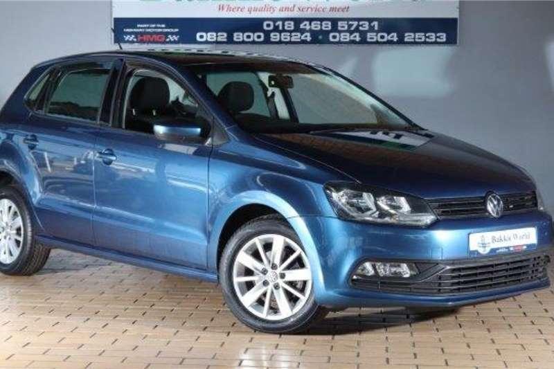 Used 2017 VW Polo Hatch POLO GP 1.2 TSI COMFORTLINE (66KW)