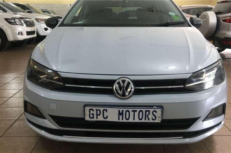 Used 2018 VW Polo Hatch POLO GP 1.2 TSI COMFORTLINE (66KW)