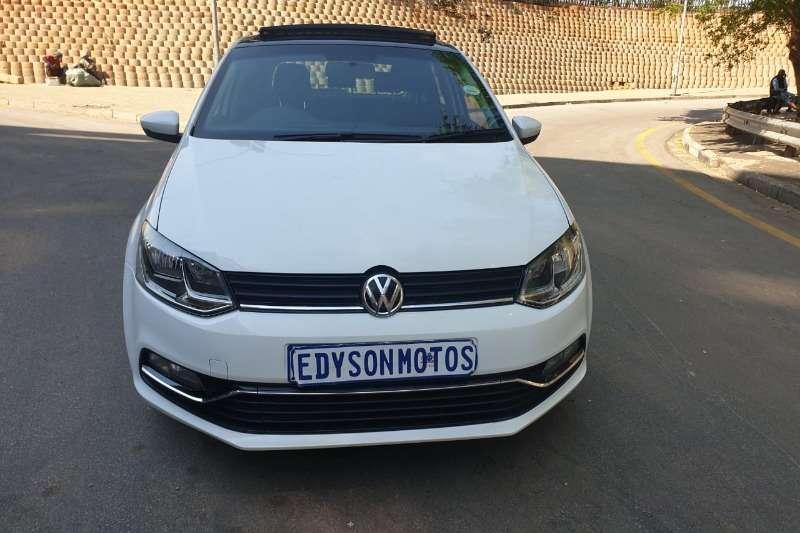 VW Polo Hatch POLO GP 1.2 TSI HIGHLINE DSG (81KW) 2017