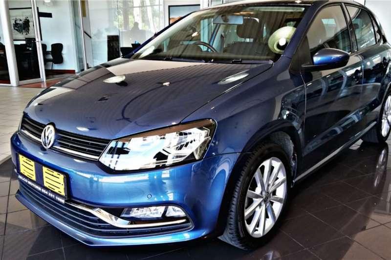 Used 2017 VW Polo Hatch POLO GP 1.2 TSI HIGHLINE DSG (81KW)