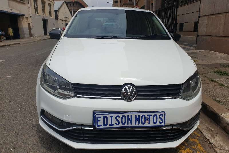 VW Polo Hatch POLO GP 1.2 TSI TRENDLINE (66KW) 2015