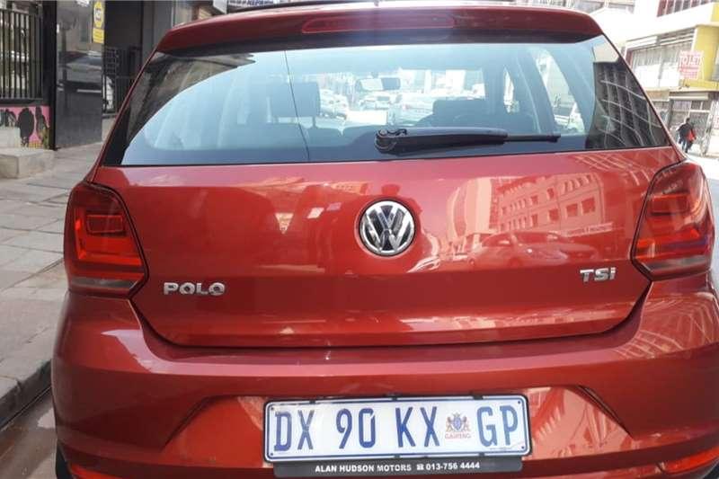 Used 2015 VW Polo Hatch POLO GP 1.2 TSI TRENDLINE (66KW)