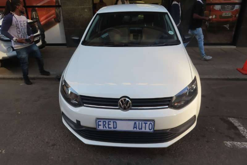 VW Polo Hatch POLO GP 1.2 TSI TRENDLINE (66KW) 2018