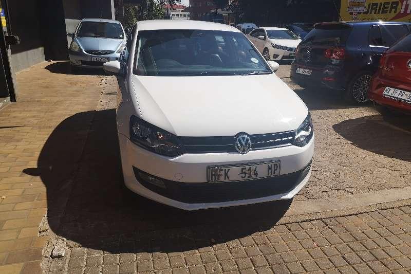 2010 VW Polo hatch
