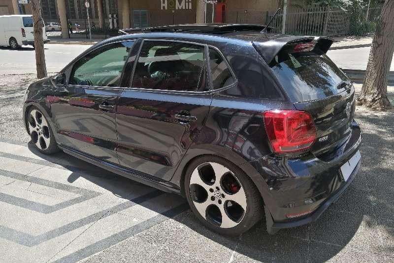 VW Polo Hatch POLO GTi 1.4TSi DSG 2012
