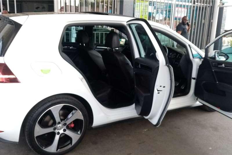 VW Polo Hatch POLO GTi 1.4TSi DSG 2015