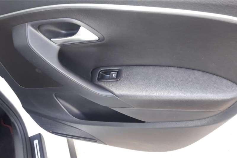 VW Polo Hatch POLO GTi 1.4TSi DSG 2017