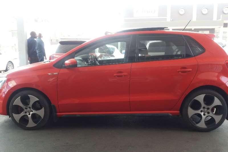 VW Polo Hatch POLO GTi 1.8 TSI 2015