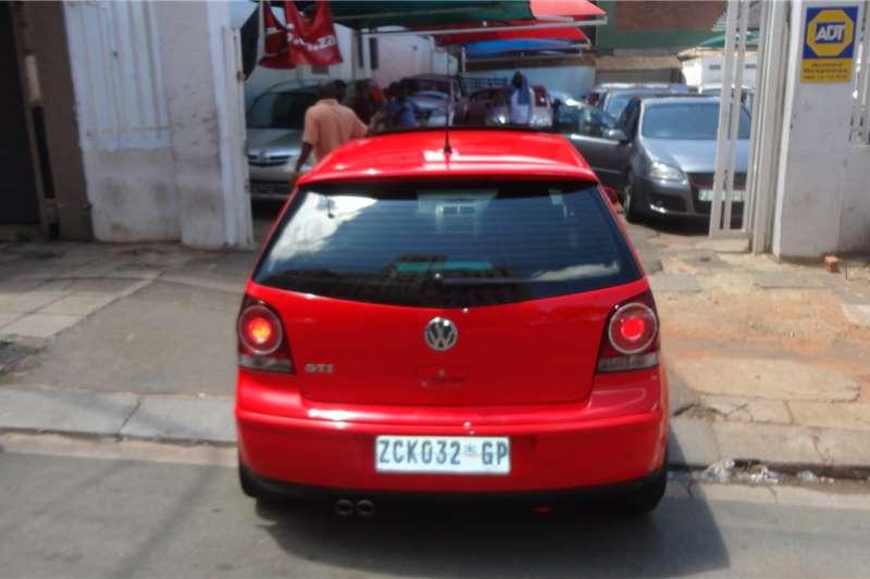 VW Polo Hatch POLO GTI 1.8T 2009