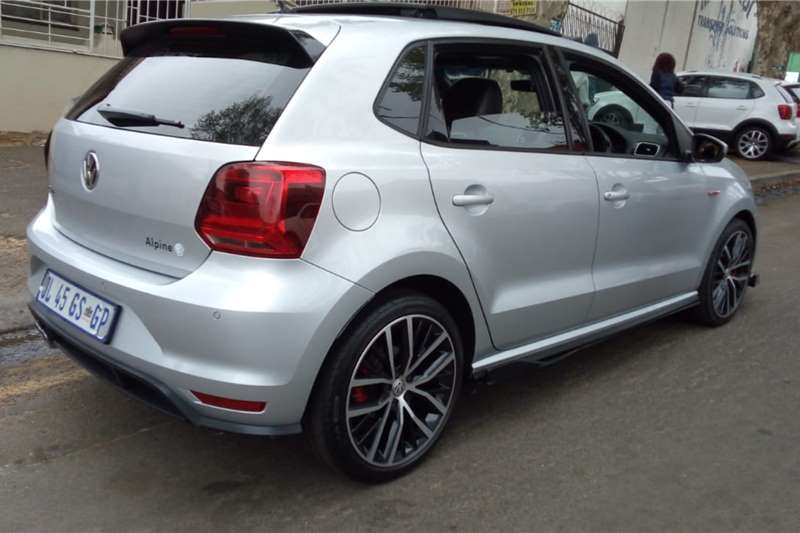 Used 2017 VW Polo Hatch POLO GTI 1.8T