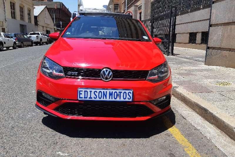 VW Polo Hatch POLO GTi 1.8TSI DSG 2015