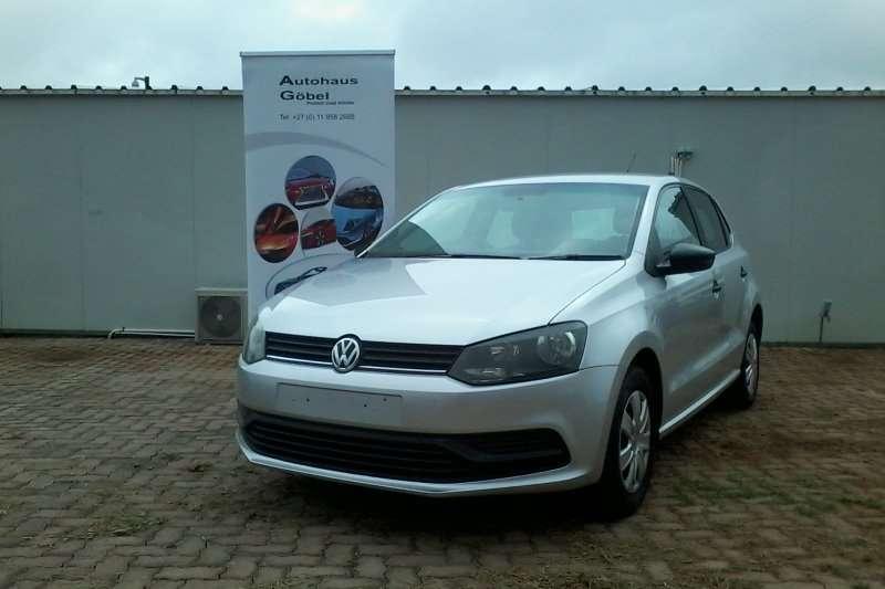 2015 VW Polo 1.2TSI