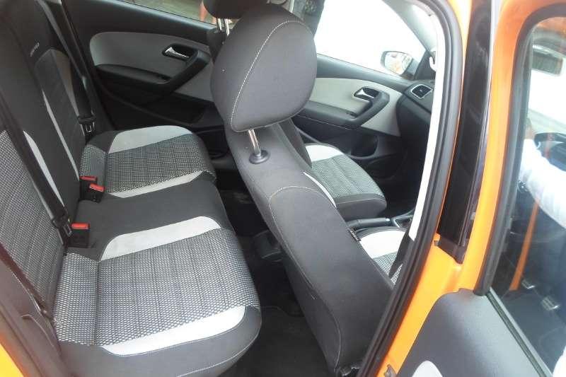 2013 VW Polo Cross  1.6