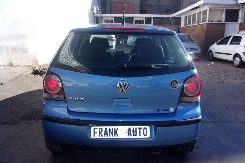 2007 VW Polo