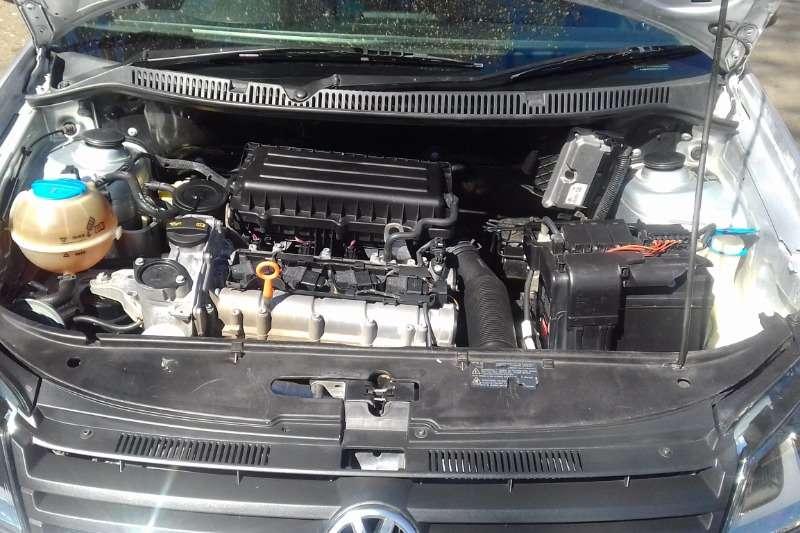 2011 VW Polo sedan 1.4 Comfortline