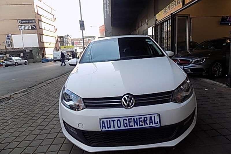 2012 VW Polo 1.6 Comfortline auto