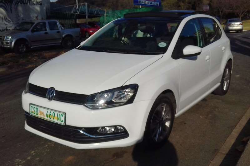 2014 VW Polo 1.2TSI Highline