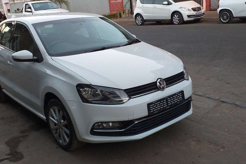 2014 VW Polo hatch 1.2TSI Highline auto