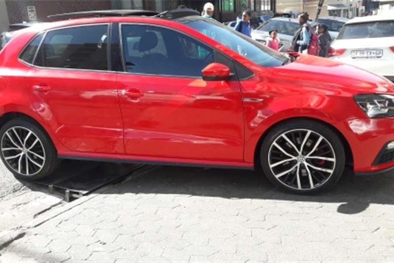 2017 VW Polo GTI auto