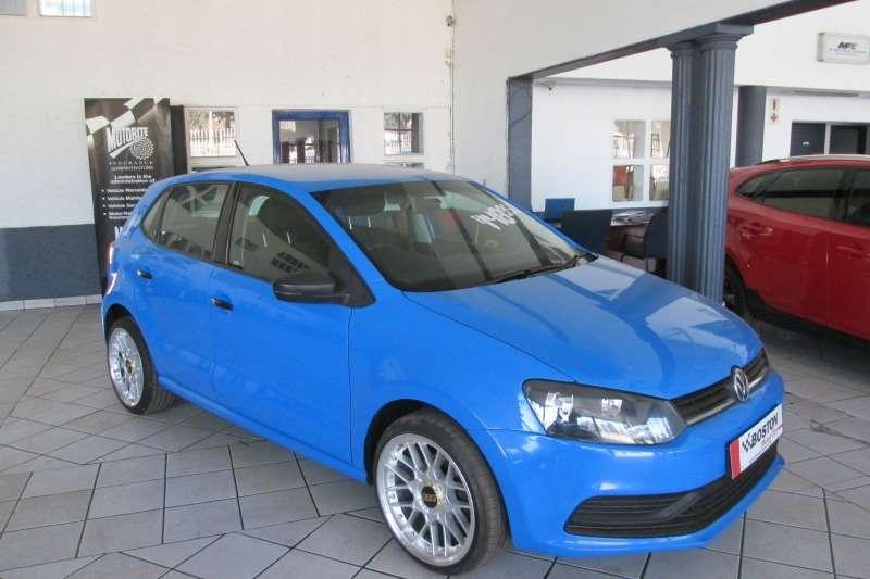 2015 VW Polo 1.2TSI Trendline