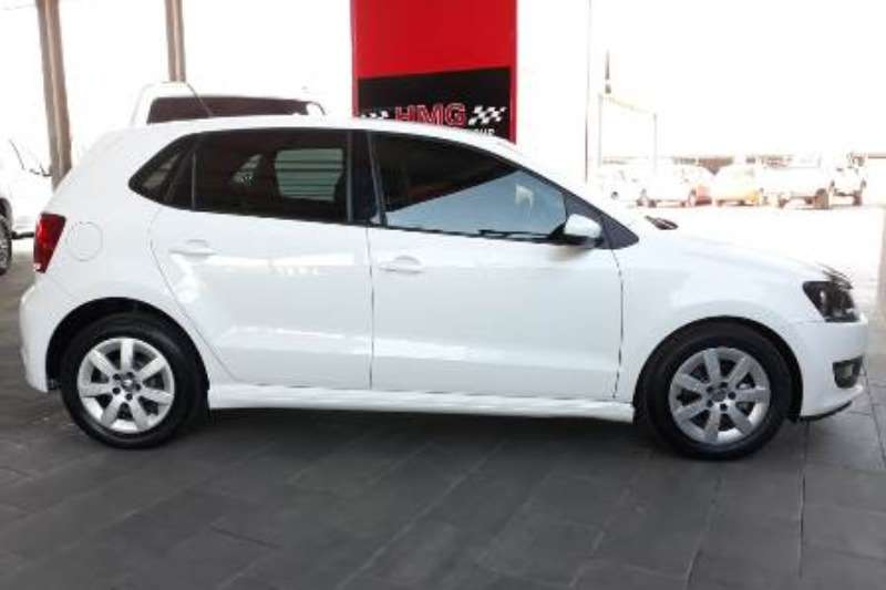 2012 VW Polo 1.2TDI BlueMotion