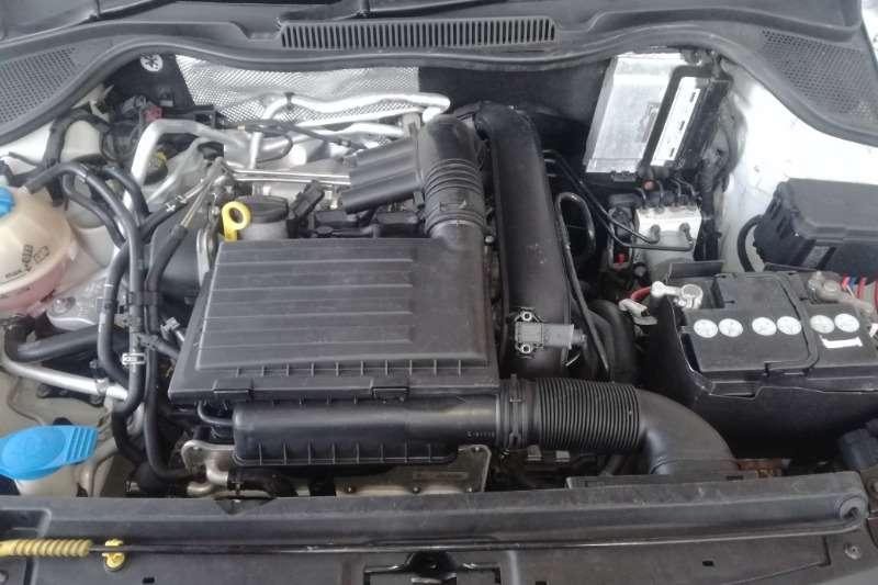 2010 VW Polo 1.2TSI Comfortline