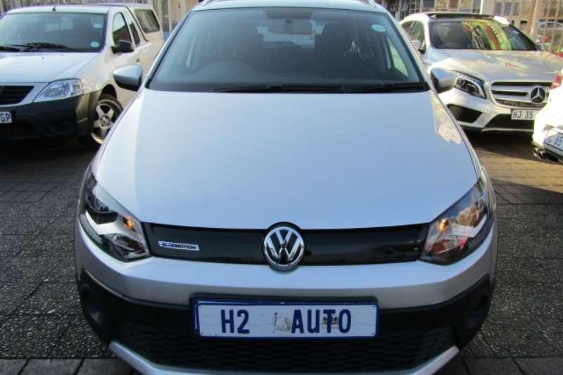 2013 VW Polo Cross  1.6 Comfortline