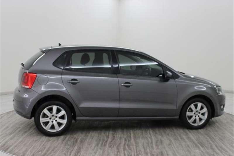 2012 VW Polo 1.6TDI Comfortline